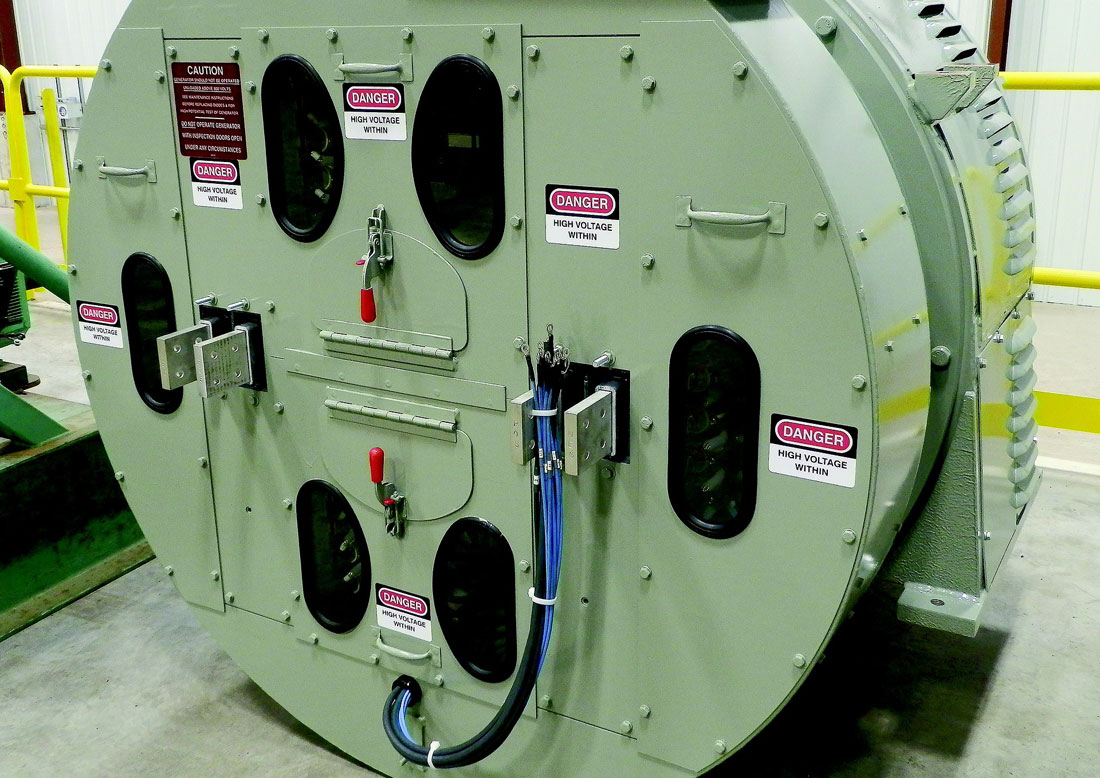 Generator Standby Power Electrical Work, Lincoln County, Oregon
